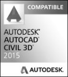 Civil3D 2015-2017 Compatible