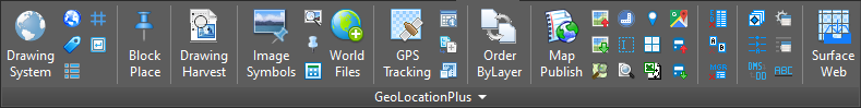 GeoLocation Plus Ribbon